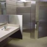 bacteria restroom